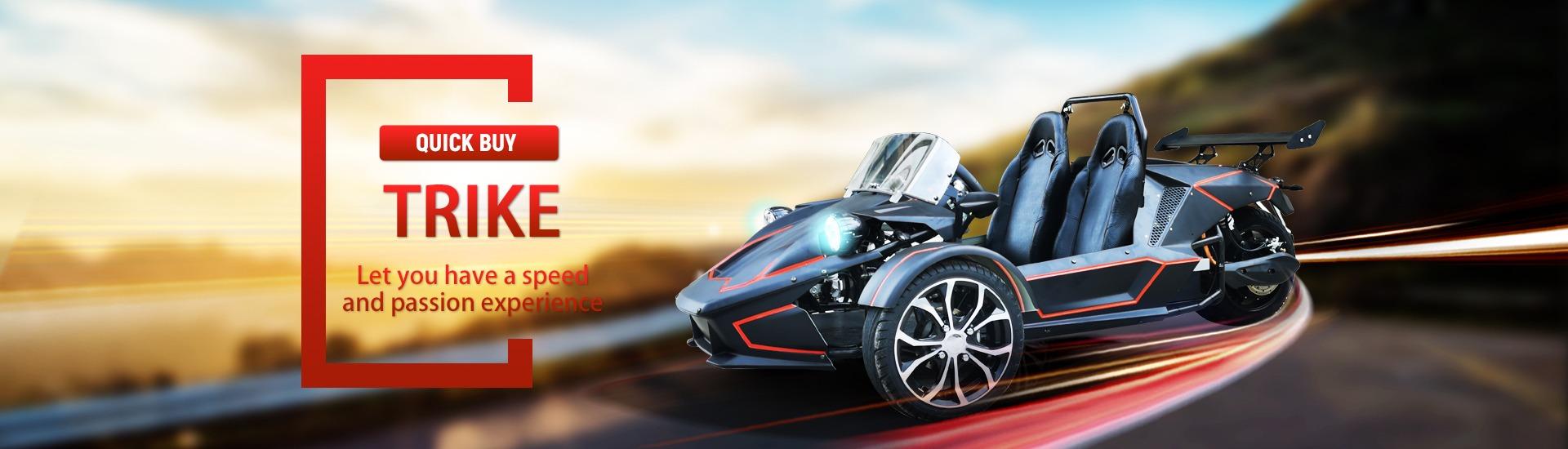 ZTR Roadster Modell 2021 elektrisch und Benzinmotor