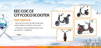 e-Scooter / e-Motorrad