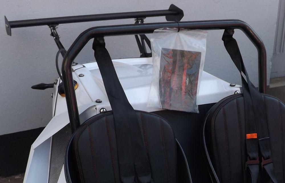 Überrollbügel Sicherheitsbügel Bügel gebogenes Rohr gebraucht aus Neu-Fhz