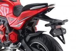 e-Odin Elektrozweirad Elektromotorrad Kleinkraftrad e-Motorrad Zweirad L3e EEC Straßenzulassung Lithium Ion