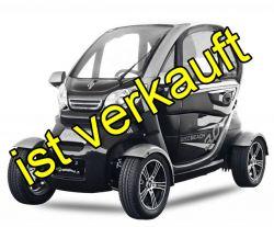 gebraucht Kundenauftrag EEC Elektroauto Geco Beach 3000 V5 3kW inkl. Batterie Elektromobil Elektrofahrzeug  | Straßenzulassung | EEC