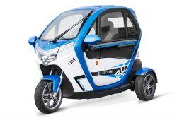GECO Ole 3000 V8 3 kw EC Elektroauto Leichtkraftfahrzeug Kabinenroller Geco Ole inkl. 72V 60AH Batterien Neu Straßenzulassung EEC