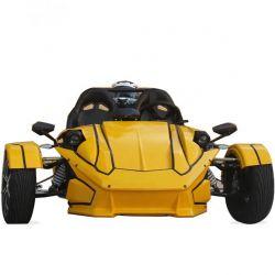 ZTR Roadster Trike Dreirad Automatik Zongshen 350ccm 25 kw 4 Ventiler mit Ausgleichswellen  Modell 2021 Kardanantrieb verstellbare Sitze