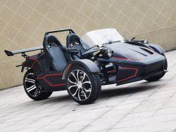 ZTR Roadster Trike Dreirad Automatik Elektroantrieb 10 kw Radnabenantrieb 120 Ah Lithium Ionen Batterie  Modell 2021   verstellbare Sitze