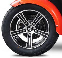 Allufelgen mit Reifen komplett GECO Beach 135/70-12 Sommerreifen Reifen Reifen Felge Alu