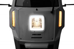 **EEC Elektroauto Colibri Geco Truck XC 3kW inkl. Batterien Straßenzulassung Pickup 2 Jahre Herstellergarantie