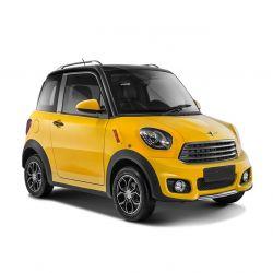 7,5 Kw Colibri M2 Luxus Elektrofahrzeug Elektromobil E-Car e-mobil E-Auto für 2 Personen, EEC ,EWG, ABS + ESP, max. 80 Km/h, Li-Ion Batterien