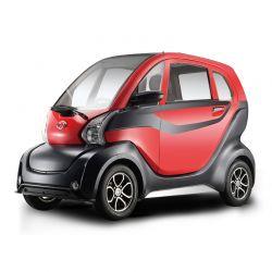 Neu EEC Kleinwagen E-Car Elektromobil Colibri Yibee Elektrofahrzeug Elektroauto 55 km/h Leichtkraftfahrzeug Straßenzulassung Top-Modell