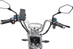 Citycoco Harleyroller Scooter Motorroller e-Scooter Elektroroller e-Thor Dayi Motor Colibri E-thor 6.0C 4 Kw Motorleistung der Killer