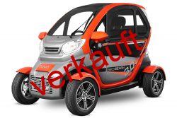 GECO Beach V7 Modell 2020 Elektrofahrzeug Elektroauto E-Car Elektromobil EEC Straßenzulassung 3Kw elektro Vorführfahrzeug