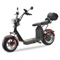 Colibri EN 2.0 AL 120 km Reichweite 3 kw elektro Citycoco Harleyroller Motorroller Scooter Motorroller e-Scooter Elektroroller e-Thor Dayi Motor Kolibri
