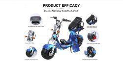 Citycoco Modell YHZ-03 E-Bike Elektroroller e-Scooter Elektrofahrzeug Motorroller elektro Scooter 1.5 Kw 60v 60Ah 200 km Reichweite
